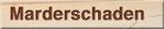 Dani Vogt Holzbau Marderschreck Marderschaden Vorsorge verhindern vorbeugen finden beheben Tuggen Nuolen Untersee Obersee Wangen Vorderthal Innerthal Galgenen Bilten GL Glarus St. Gallen March Höfe See Gaster SG SZ ZH CH