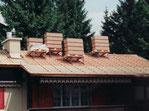 Bedachung Dachdecken Eternit SwissPearl Dachreparatur Dachservice Dachkontrolle Dachsanierung Dani Vogt D. Vogt Holzbau GmbH Allmeindstrasse 27, CH-8855 Wangen Schwyz SZ