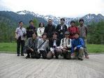 2009年5月 撮影ツアー in 上高地