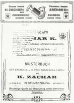 Zachar, 1920-1940