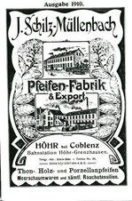 J.Schilz-Muellenbach, 1910