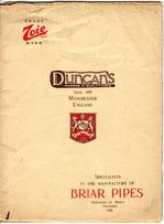 Duncan Briars, ca 1930