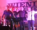 Olles Leiwand, die Austropop Band aus Freilassing auf Facebook