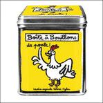 Boîte à Bouillon de Poule Jaune