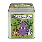 Boîte à Bouillon de Légumes