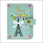 Porte Carte Paris je t'aime