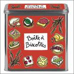 Boîte à Biscottes