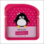 Boite à Sandwich Pingouin