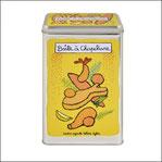 Boîte à Chapelure jaune