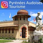 Instagram Pyrénées Audoises Tourisme
