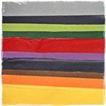 Vliespapier, Baumwollpapier, Japanisches Reispapier zum Basteln, Seidenpapier
