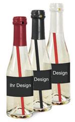 Bild mit Glasflaschen 200 ml