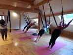 retraite yoga aérien avec Jyoti-yogi.com