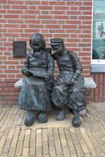 In Volendam: Klaassie en Klaassie