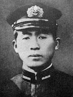 海軍少佐 横山正治