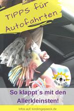 Tipps zum Autofahren mit Baby.