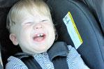 Tipps - im Auto mit Baby unterwegs.