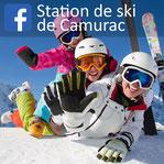 Facebook station de ski de Camurac