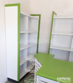 Mueble para tienda naturista