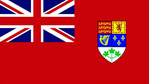 Old Canadian flag 1921 - 1965