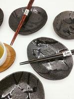 Medium plate: Black current