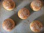 Hamburger Brötchen nach Slava