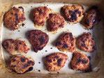 Knusprige Schnitzel aus der Ofenhexe