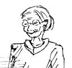 Kallis Großmutter