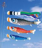 鯉のぼり「夢はるか」