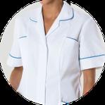 infirmière, prestataire de santé, aides à domicile