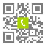 Telefonnummer der Zahnarztpraxis Dr. Andreas Hommens in Fulda: Einfach scannen und anrufen!