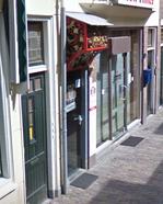 Coffeeshop Cannabiscafe Joy Leiden