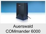 """Funktionserweiterungen und Freischaltungen für Auerswald COMmander 6000R"""": Soft-LCR"""