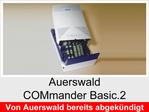 """Funktionserweiterungen und Freischaltungen für Auerswald COMmander Basic.2"""": VoiceMail-/Fax-Boxen"""