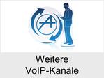 Funktionserweiterungen und Freischaltungen für Anlagen und Telefone: Weitere VoIP-Kanäle