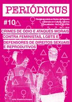 Crimes de ódio e ataques morais contra feministas, LGBTs e defensores de DSeR. Periódicus