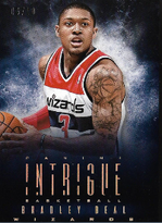 BRADLEY BEAL / Intrigue Gold - No. 48  (#d 6/10)