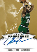 MARK AGUIRRE / Preferred Signatures - No. 512  (#d 2/10)