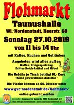 Hallenflohmarkt 2019