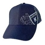 Kappe Austria Blumenmotiv