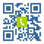 Telefonnummer der Zahnarztpraxis Dr. Rainer Ostermaier in Bad Griesbach bei Passau: Einfach scannen und anrufen!