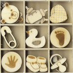 Cajas, siluetas, cajoneras, marionetas...todo de madera, ideal para decorar