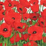 Servilletas para decoupage con flores