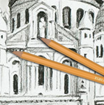 Lápices y portaminas para artistas