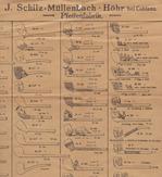 J Schilz-Muellenbach ca 1930-40