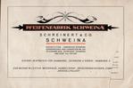 Schweina, 1922-1945
