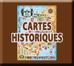 CARTES HISTORIQUES DE NOS DEPARTEMENTS AVEC BLASON DES COMMUNES