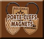 PORTE-CLÉS ET MAGNETS SUR BOIS A LA DEMANDE