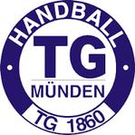 Logo der Handballmannschaft TG 1860 Münden