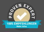 Anton Dörig: Top-Empfehlung bei Proven Expert!